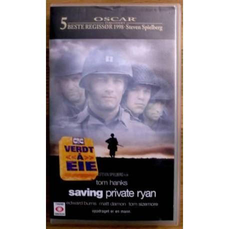 Saving Private Ryan (VHS)