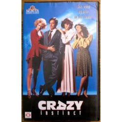 Crazy Instinct (VHS)