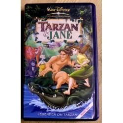 Tarzan & Jane - Legenden om Tarzan (VHS)