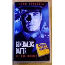 Generalens Datter (VHS)
