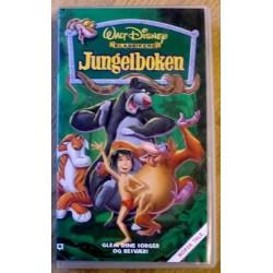 Walt Disney Klassikere: Jungelboken (VHS)