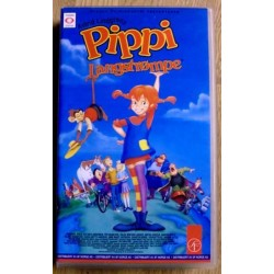 Pippi Langstrømpe (VHS)