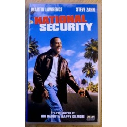 National Security (VHS)