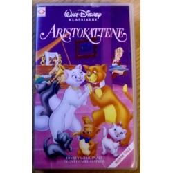 Walt Disney Klassikere: Aristokattene (VHS)