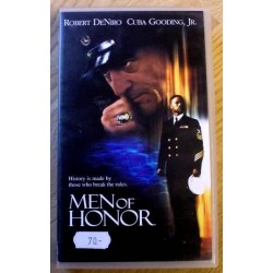 Men of Honor (VHS)
