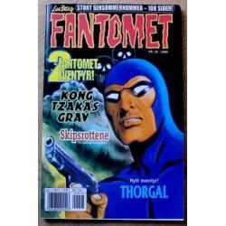 Fantomet: 2000 - Nr. 18 - Kong Tzakas grav
