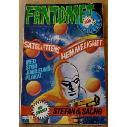 Fantomet: 1983 - Nr. 1 - Satelittens hemmelighet