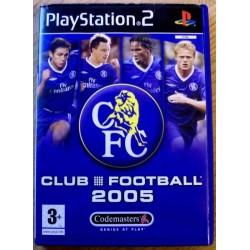 Chelsea Club Football 2005 (Codemasters)
