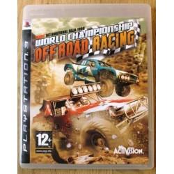 Playstation 3: Score International Baja 1000 - World Championship Off Road Racing
