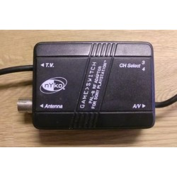 GameSwitch: PAL-B RF-Adaptor for Sony Playstation