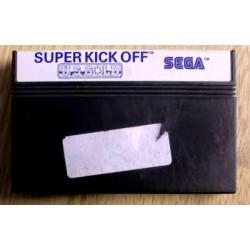SEGA Master System: Super Kick Off (U.S. Gold)