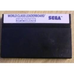 SEGA Master System: World Class Leaderboard - Cartridge