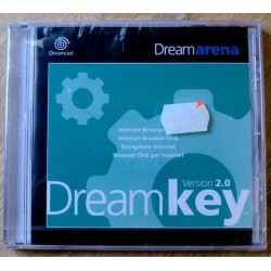 SEGA Dreamcast: Dreamkey Version 2.0