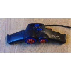 QuickShot QS-129F - Flightgrip - Joystick