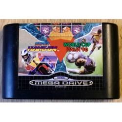 SEGA Mega Drive: Mega Games I - Cartridge