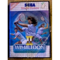 SEGA Master System: Wimbledon II