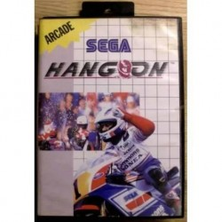 SEGA Master System: Hang On