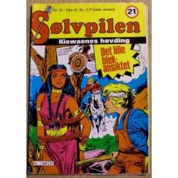 Sølvpilen: 1979 - Nr. 21 - Det lille blekansiktet