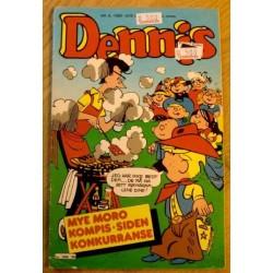 Dennis: 1980 - Nr. 6 - Mye moro