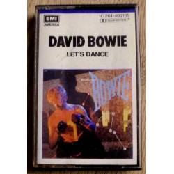 David Bowie: Let's Dance (kassett)