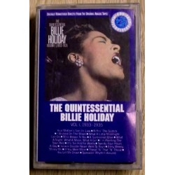 The Quintessential Billie Holiday Vol. 1 1933-1935 (kassett)