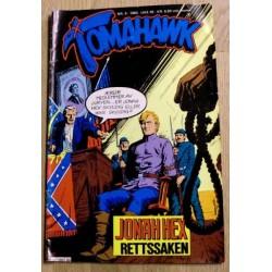 Tomahawk: 1983 - Nr. 9 - Rettsaken