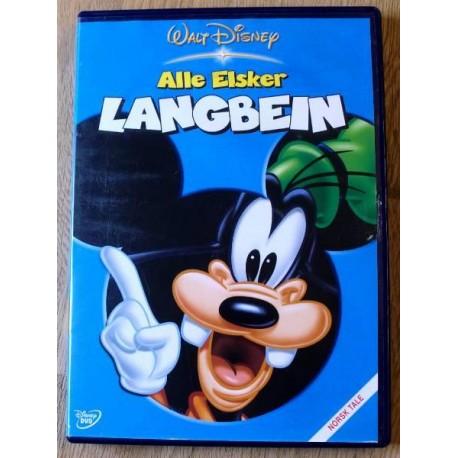 Alle elsker Langbein (DVD)