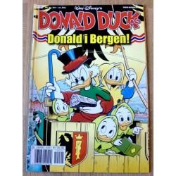 Donald Duck: 2011 - Nr. 26 - Donald i Bergen!