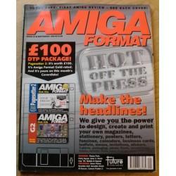Amiga Format: 1994 - September