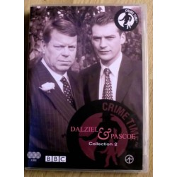 Dalziel & Pascoe: Crime Time Collection 2 (DVD)