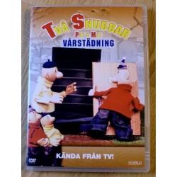 Två Snubbar - Pat & Mat - Vårstädning (DVD)