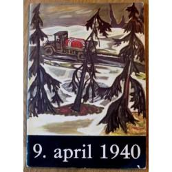 9. april 1940 - Forsvarets krigshistoriske avdeling