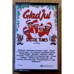 Dizzie Tunes: Glad Jul - Med Trill og Trall (kassett)