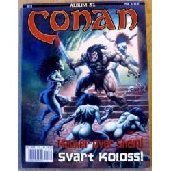 Conan: Album Nr. 31 - Hauker over Shem!
