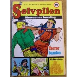 Sølvpilen: 1976 - Nr. 19 - Terrorbanden
