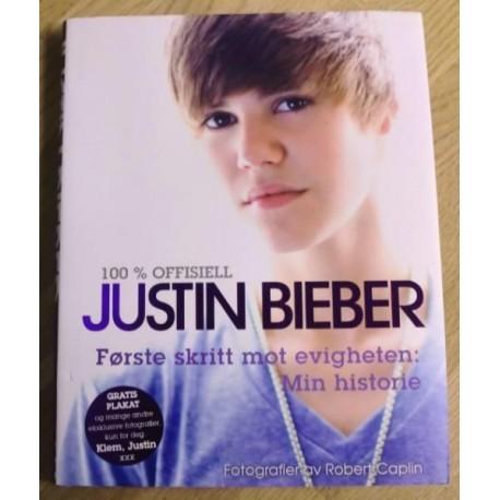 100% Offisiell Justin Bieber - Første skritt mot evigheten