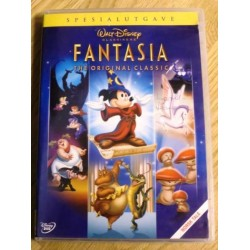 Fantasia: The Original Classic - Spesialutgave (DVD)