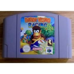 Nintendo 64: Diddy Kong Racing (Rare Software)