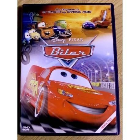 Biler (DVD)