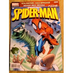 Spider-Man - 2010 - Nr. 7 - Med røff poster