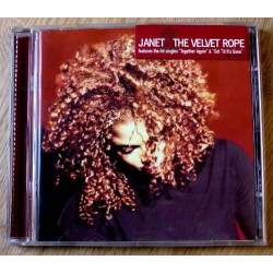 Janet: The Velvet Rope (CD)