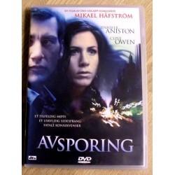 Avsporing (DVD)