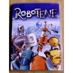 Robotene (DVD)