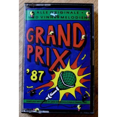 Grand Prix 1987 (kassett)