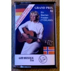 Melodi Grand Prix 1982 (kassett)