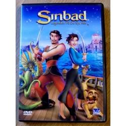 Sinbad: Legenden på de sju hav (DVD)