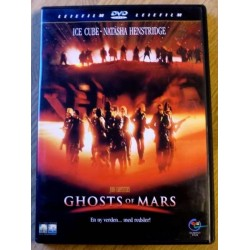 Ghosts of Mars (DVD)