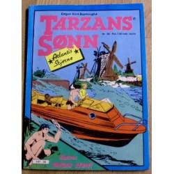 Tarzans Sønn: 1982 - Nr. 3B - Atlantis Stjerne