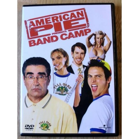 American Pie: Band Camp (DVD)