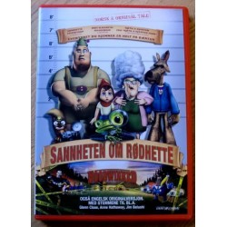Sannheten om Rødhette (DVD)
